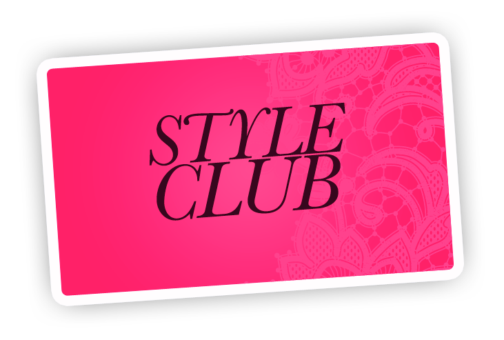 Style Club - coming soon logo
